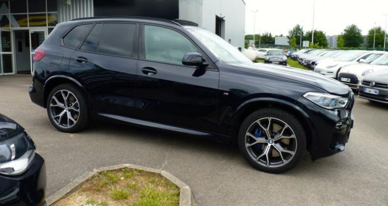 Bmw X5 G05 xDrive30d 265 ch M Sport BVA8 Bleu occasion à SAINT MAXIMUM - photo n°5