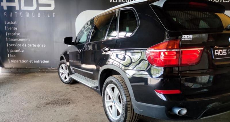 Bmw X5 II (E70) xDrive40dA 306ch Noir occasion à Diebling - photo n°4