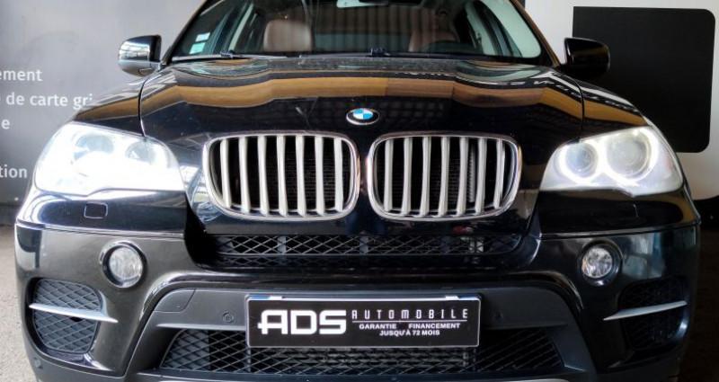 Bmw X5 II (E70) xDrive40dA 306ch Noir occasion à Diebling - photo n°2