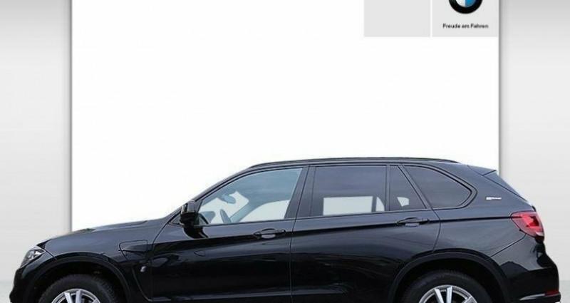 Bmw X5 III (F15) xDrive40eA 313ch Exclusive Noir occasion à Boulogne-Billancourt - photo n°3