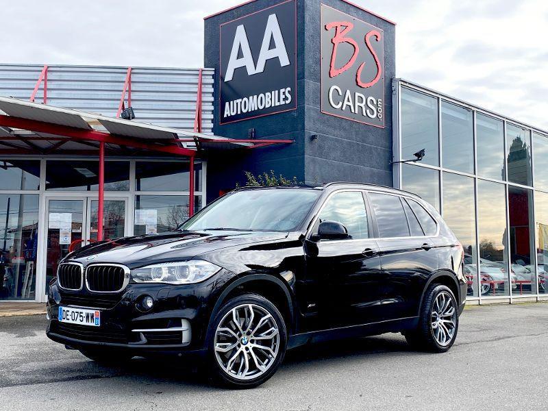 Bmw X5 occasion 2014 mise en vente à Castelmaurou par le garage BS CARS.COM - photo n°1