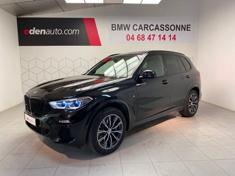 Bmw X5 X5 xDrive45e 394 ch BVA8 M Sport 5p Noir occasion à Carcassonne