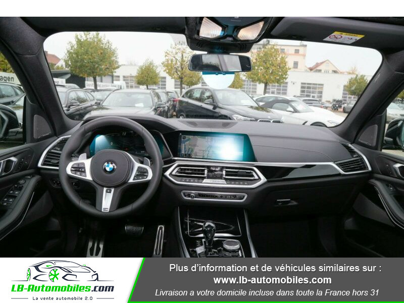 Bmw X5 xDrive25d 231 ch BVA8 / G05 M-Sport Noir occasion à Beaupuy - photo n°2