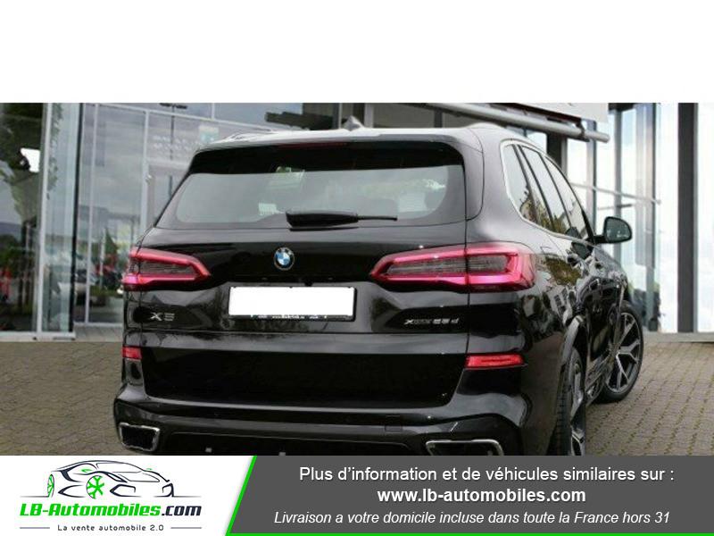 Bmw X5 xDrive25d 231 ch BVA8 / G05 M-Sport Noir occasion à Beaupuy - photo n°3