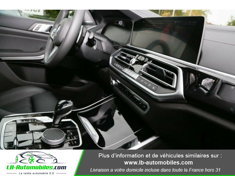 Bmw X5 xDrive25d 231 ch BVA8 / G05 M-Sport Noir occasion à Beaupuy - photo n°7