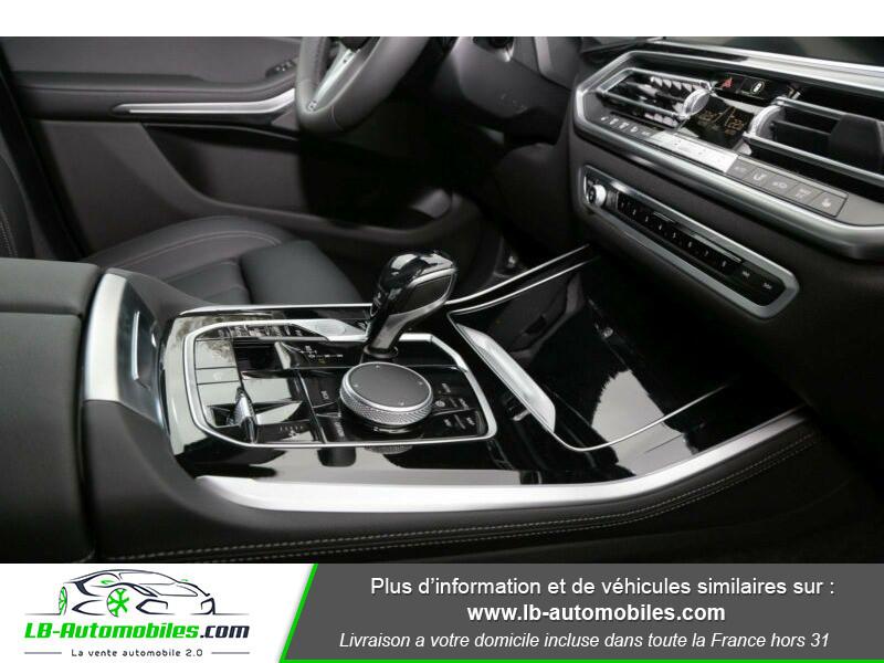 Bmw X5 xDrive25d 231 ch BVA8 / G05 M-Sport Noir occasion à Beaupuy - photo n°8