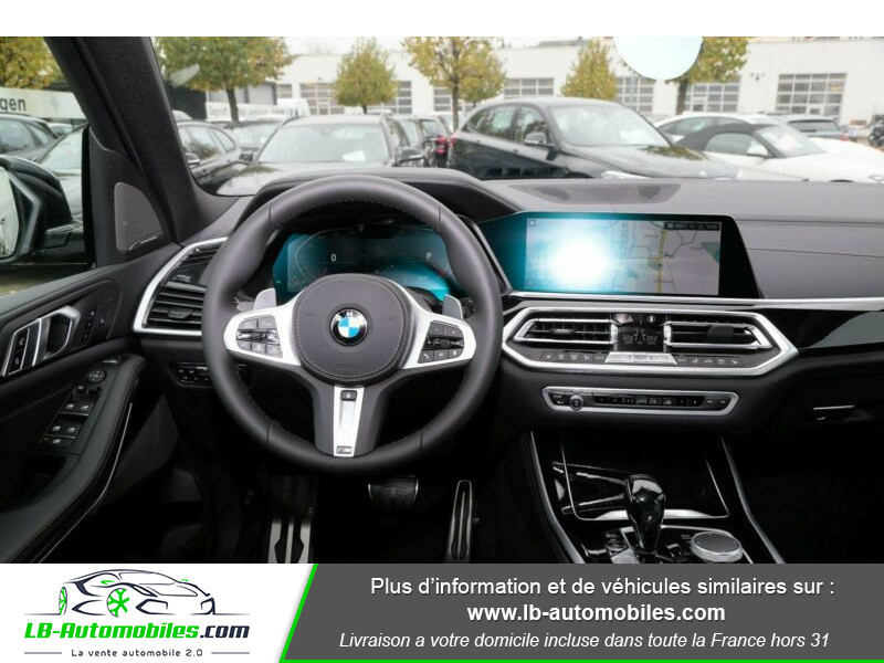 Bmw X5 xDrive25d 231 ch BVA8 / G05 M-Sport Noir occasion à Beaupuy - photo n°10