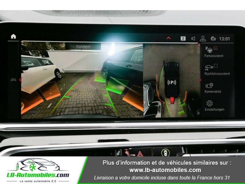 Bmw X5 xDrive25d 231 ch BVA8 / G05 M-Sport Noir occasion à Beaupuy - photo n°9