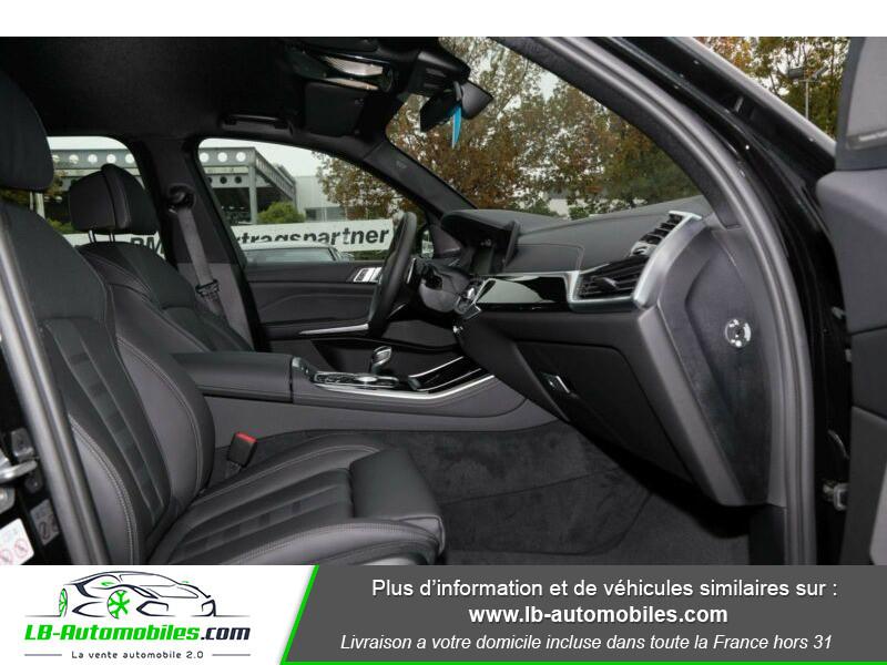 Bmw X5 xDrive25d 231 ch BVA8 / G05 M-Sport Noir occasion à Beaupuy - photo n°4
