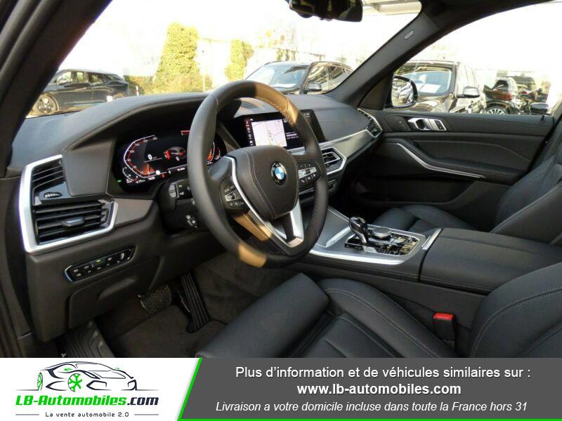 Bmw X5 xDrive25d 231 ch BVA8 / G05 Gris occasion à Beaupuy - photo n°4