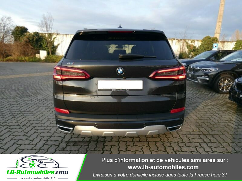 Bmw X5 xDrive25d 231 ch BVA8 / G05 Gris occasion à Beaupuy - photo n°10