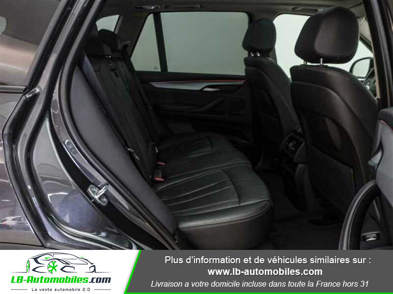 Bmw X5 xDrive25d 231 ch BVA8 / G05 Gris occasion à Beaupuy - photo n°6