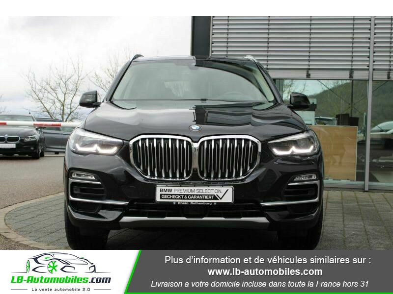 Bmw X5 xDrive30d 265 ch BVA8 / G05 Noir occasion à Beaupuy - photo n°10