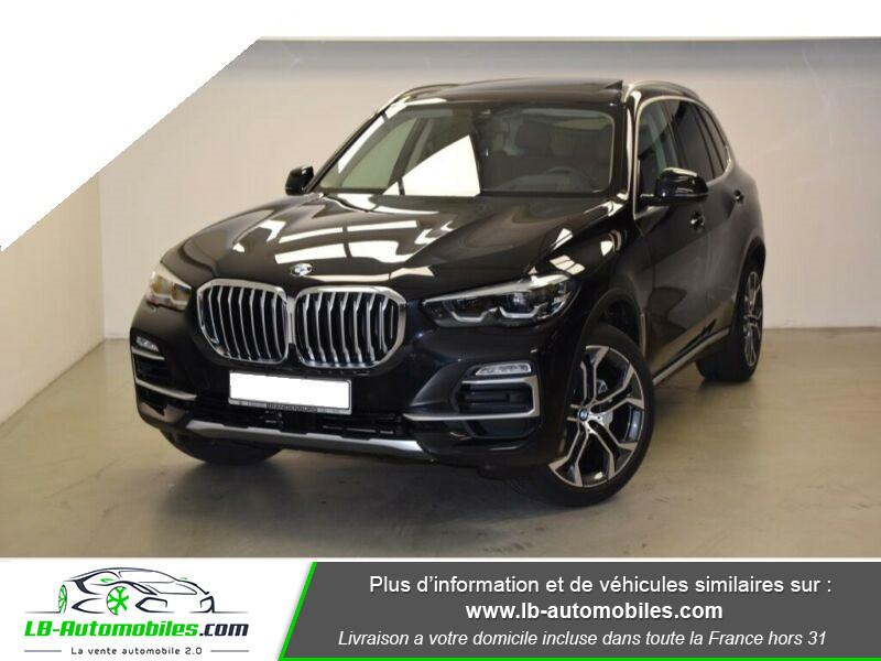 Bmw X5 xDrive30d 265 ch BVA8 / G05 Noir occasion à Beaupuy