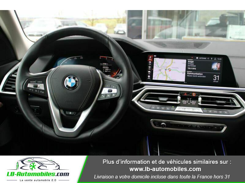 Bmw X5 xDrive30d 265 ch BVA8 / G05 Noir occasion à Beaupuy - photo n°2