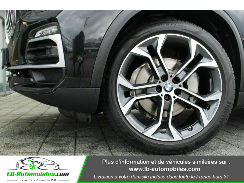 Bmw X5 xDrive30d 265 ch BVA8 / G05 Noir occasion à Beaupuy - photo n°12