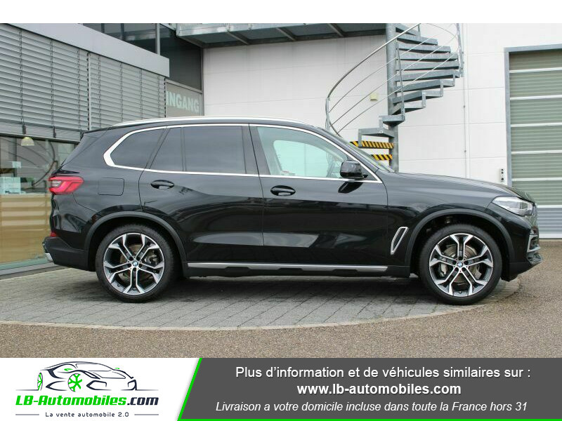 Bmw X5 xDrive30d 265 ch BVA8 / G05 Noir occasion à Beaupuy - photo n°11