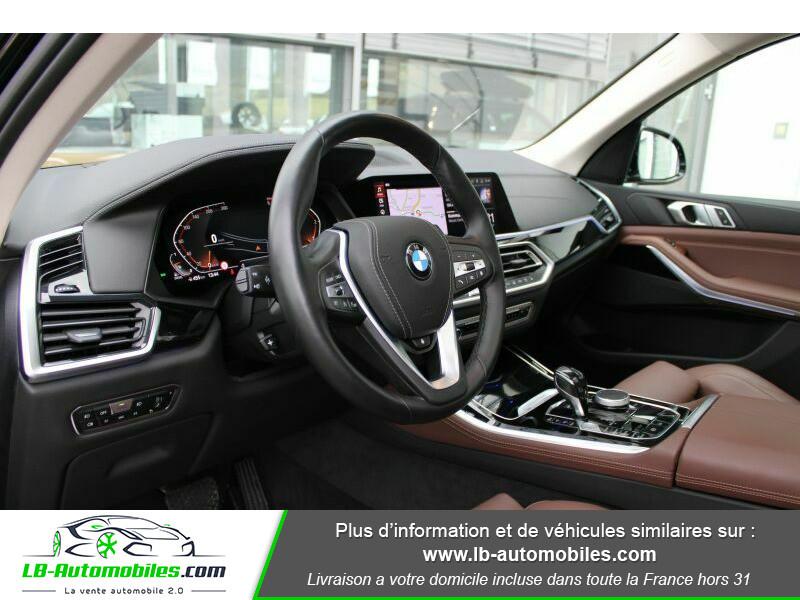 Bmw X5 xDrive30d 265 ch BVA8 / G05 Noir occasion à Beaupuy - photo n°4