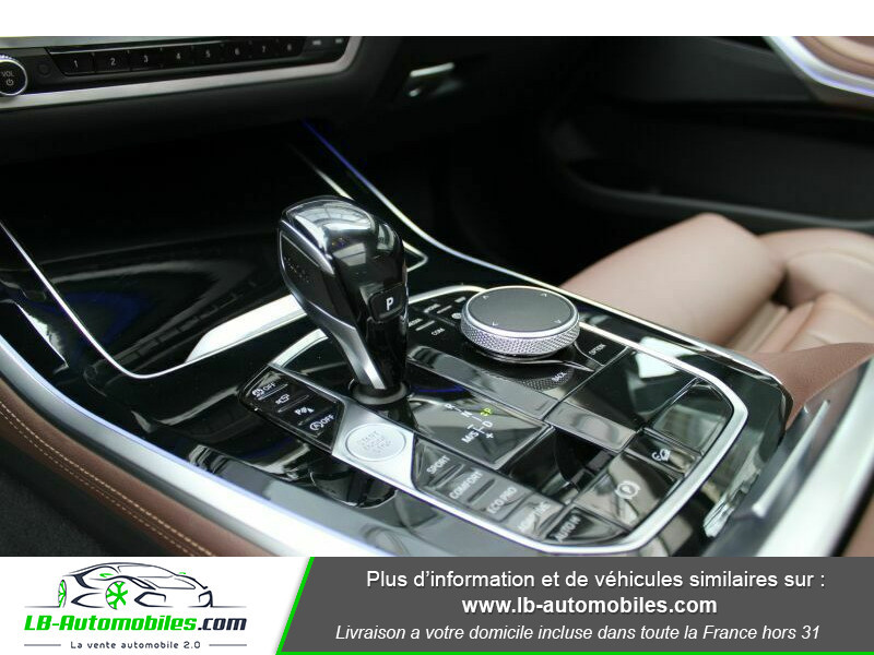 Bmw X5 xDrive30d 265 ch BVA8 / G05 Noir occasion à Beaupuy - photo n°5