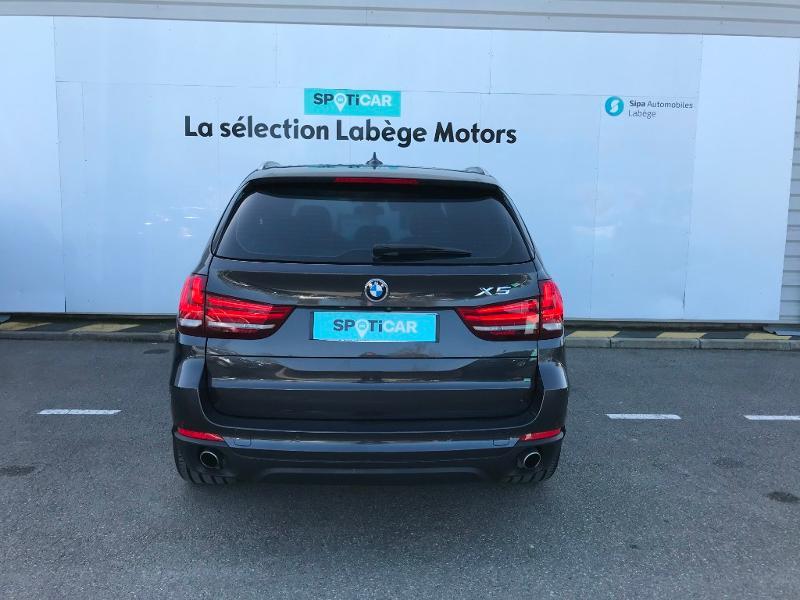 Bmw X5 xDrive30dA 258ch Lounge Plus  occasion à Labège - photo n°5