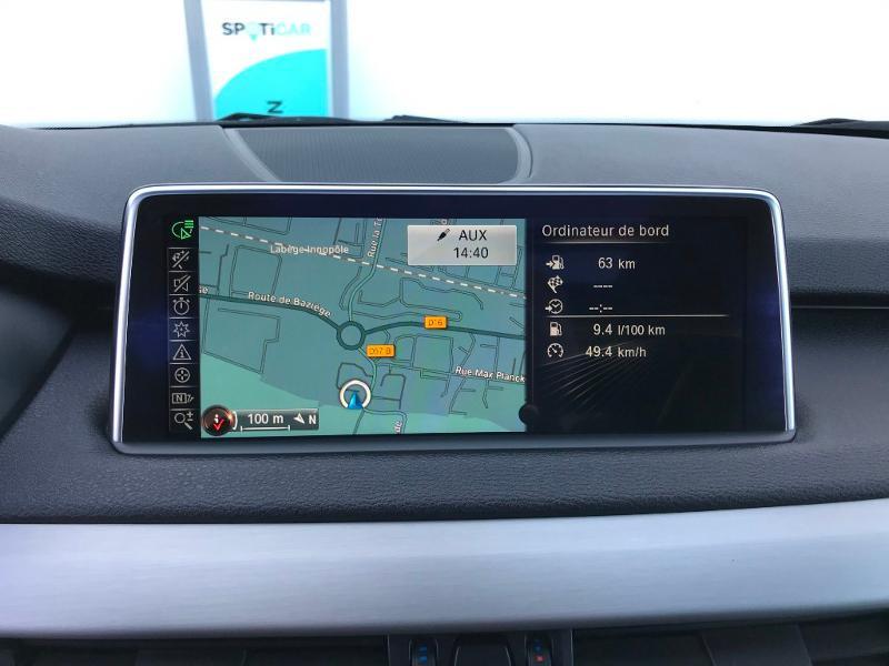 Bmw X5 xDrive30dA 258ch Lounge Plus  occasion à Labège - photo n°13