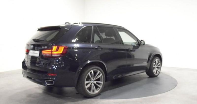 Bmw X5 xDrive30dA 258ch M Sport 16cv Noir occasion à LAXOU - photo n°3