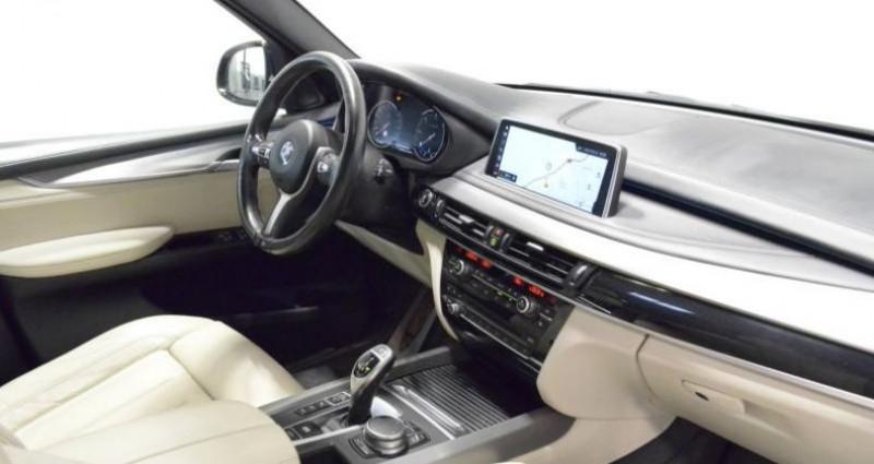 Bmw X5 xDrive30dA 258ch M Sport 16cv Noir occasion à LAXOU - photo n°2