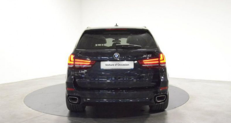 Bmw X5 xDrive30dA 258ch M Sport 16cv Noir occasion à LAXOU - photo n°7