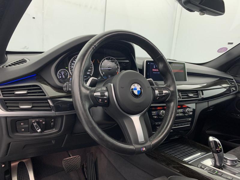 Bmw X5 xDrive40eA 313ch M Sport + Toit ouvrant suréquipé Blanc occasion à SAINT-GREGOIRE - photo n°10