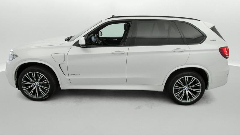 Bmw X5 xDrive40eA 313ch M Sport + Toit ouvrant suréquipé Blanc occasion à SAINT-GREGOIRE - photo n°2