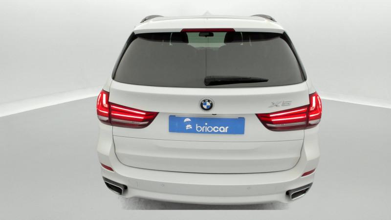 Bmw X5 xDrive40eA 313ch M Sport + Toit ouvrant suréquipé Blanc occasion à SAINT-GREGOIRE - photo n°4