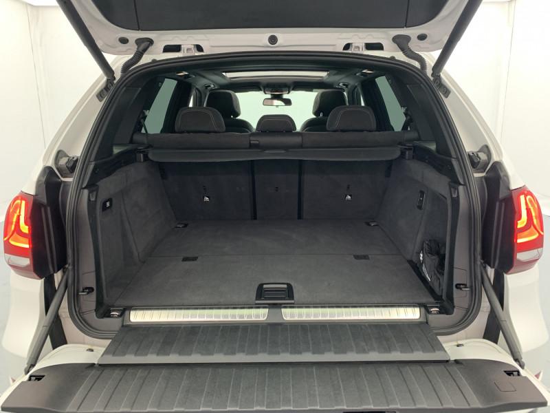 Bmw X5 xDrive40eA 313ch M Sport + Toit ouvrant suréquipé Blanc occasion à SAINT-GREGOIRE - photo n°20