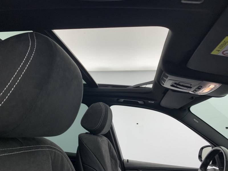 Bmw X5 xDrive40eA 313ch M Sport + Toit ouvrant suréquipé Blanc occasion à SAINT-GREGOIRE - photo n°19