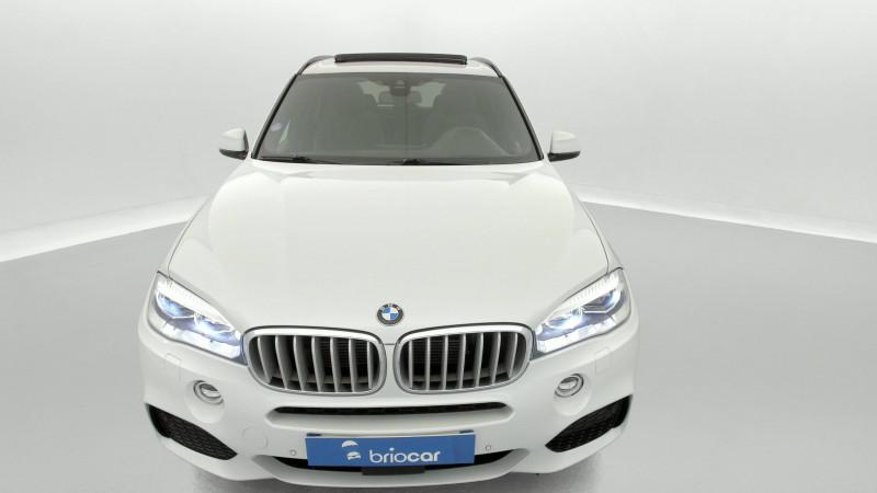 Bmw X5 xDrive40eA 313ch M Sport + Toit ouvrant suréquipé Blanc occasion à SAINT-GREGOIRE - photo n°8