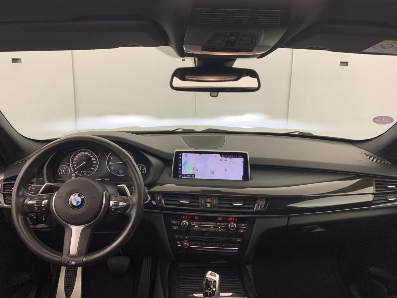 Bmw X5 xDrive40eA 313ch M Sport + Toit ouvrant suréquipé Blanc occasion à SAINT-GREGOIRE - photo n°15