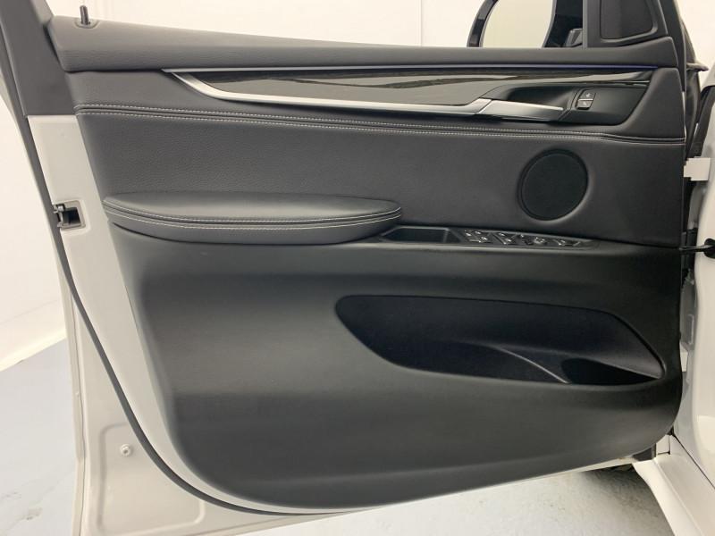 Bmw X5 xDrive40eA 313ch M Sport + Toit ouvrant suréquipé Blanc occasion à SAINT-GREGOIRE - photo n°11