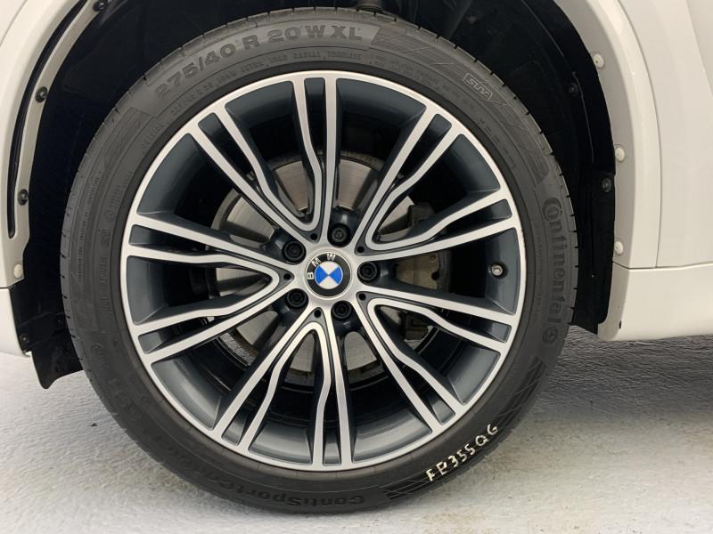 Bmw X5 xDrive40eA 313ch M Sport + Toit ouvrant suréquipé Blanc occasion à SAINT-GREGOIRE - photo n°17
