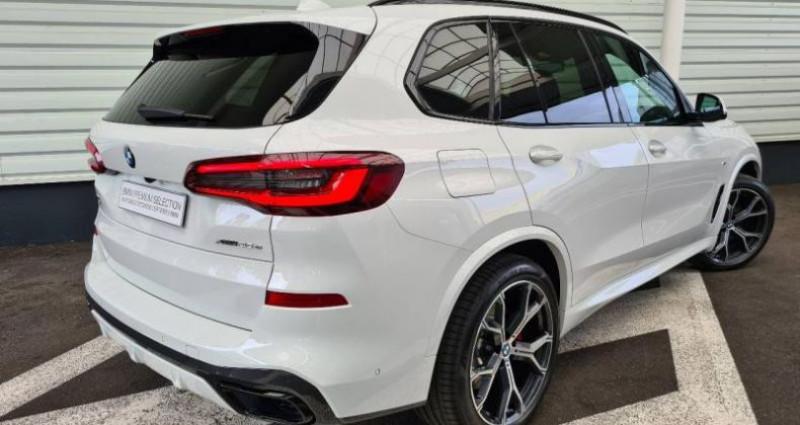 Bmw X5 xDrive45eA 394ch M Sport 17cv Blanc occasion à Forbach - photo n°3