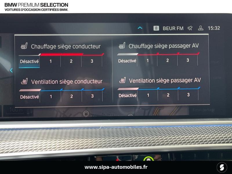 Bmw X5 xDrive45eA 394ch M Sport 17cv Blanc occasion à Montauban - photo n°19