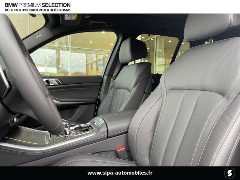 Bmw X5 xDrive45eA 394ch M Sport 17cv Blanc occasion à Montauban - photo n°9