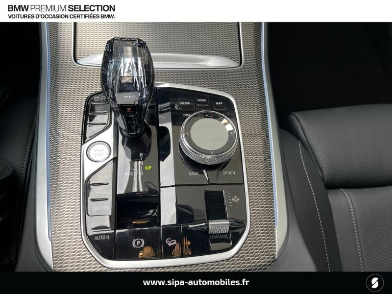 Bmw X5 xDrive45eA 394ch M Sport 17cv Blanc occasion à Montauban - photo n°12