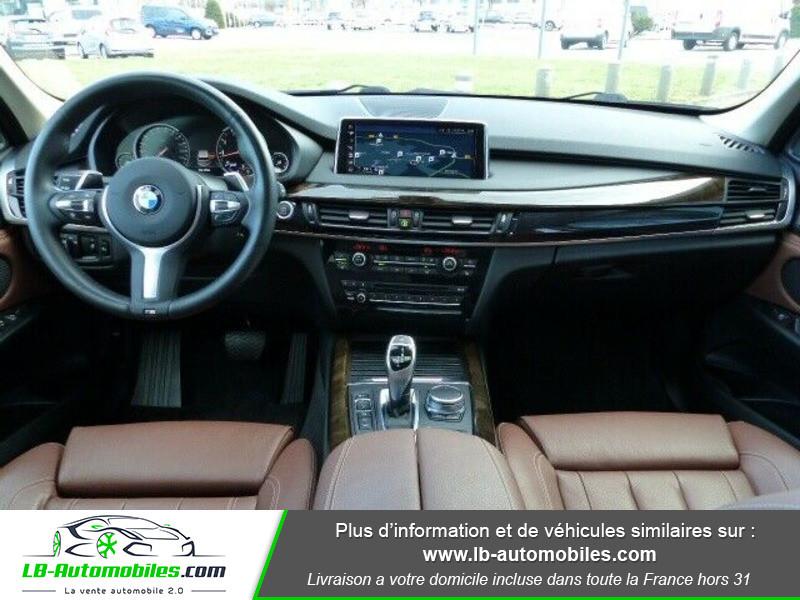 Bmw X5 xDrive50i 450 ch Noir occasion à Beaupuy - photo n°2