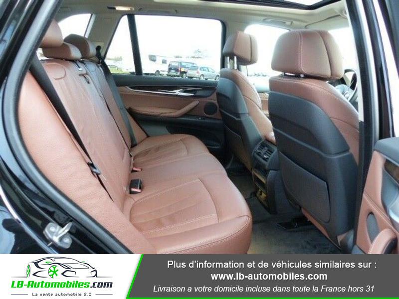 Bmw X5 xDrive50i 450 ch Noir occasion à Beaupuy - photo n°5