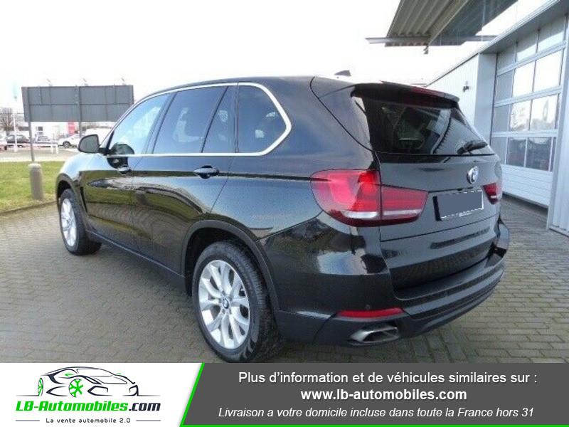 Bmw X5 xDrive50i 450 ch Noir occasion à Beaupuy - photo n°3