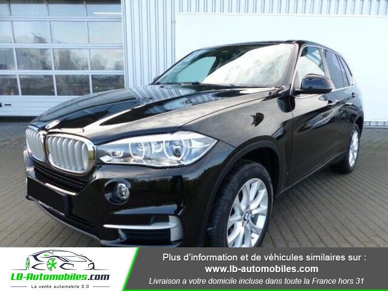 Bmw X5 xDrive50i 450 ch Noir occasion à Beaupuy