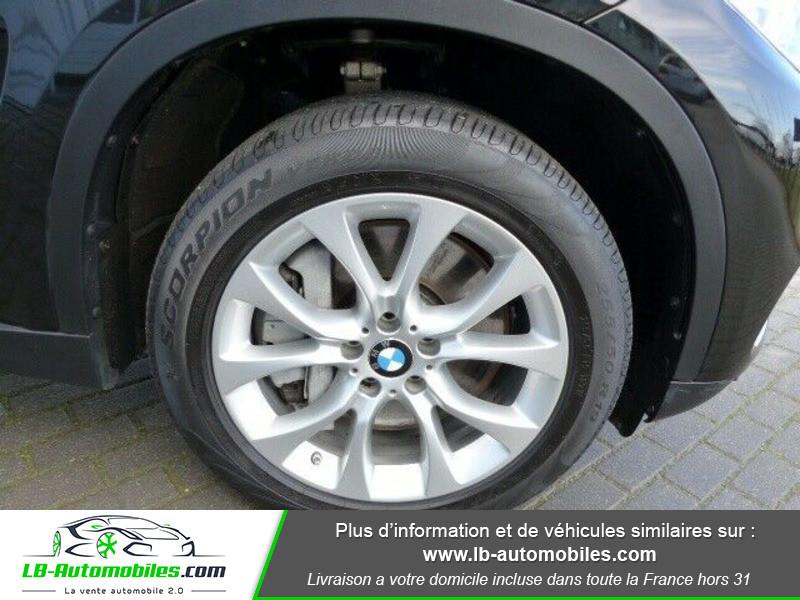 Bmw X5 xDrive50i 450 ch Noir occasion à Beaupuy - photo n°10