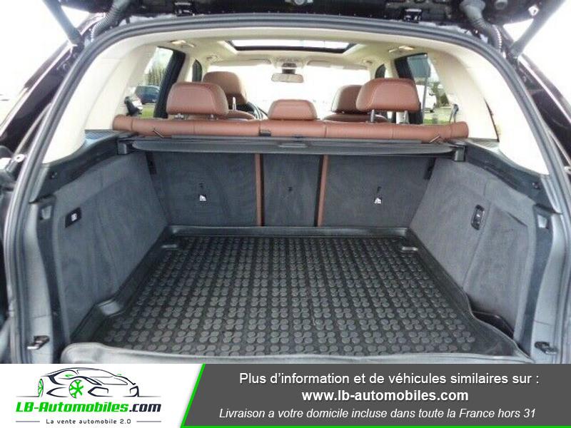 Bmw X5 xDrive50i 450 ch Noir occasion à Beaupuy - photo n°9