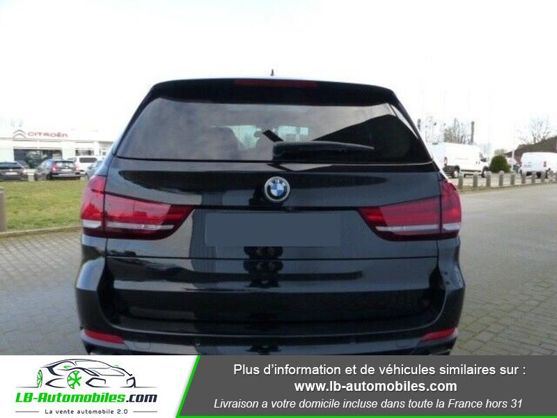 Bmw X5 xDrive50i 450 ch Noir occasion à Beaupuy - photo n°8