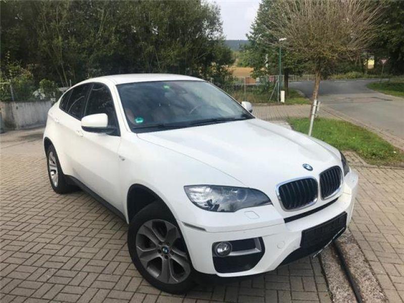 Bmw X6 30 D xDrive Blanc occasion à Beaupuy