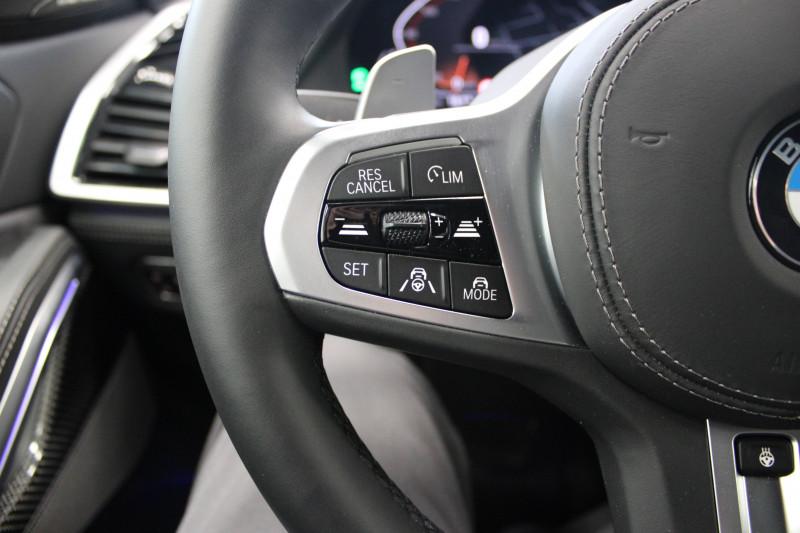 Bmw X6 X6 xDrive30d 265 ch BVA8 M Sport 5p Noir occasion à Lescar - photo n°15